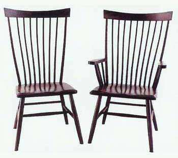 Amish Made Montpelier Chair