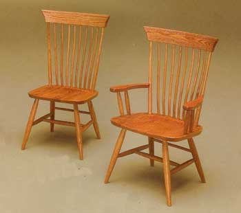 Amish Made Concord Chair