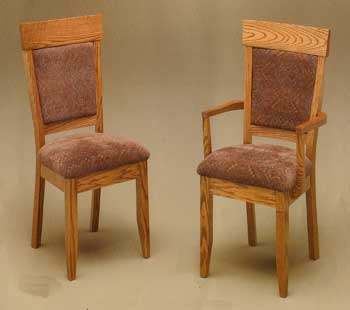 Amish Made Denmark Chair