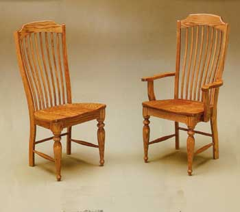 Amish Made Lonsdale Chair